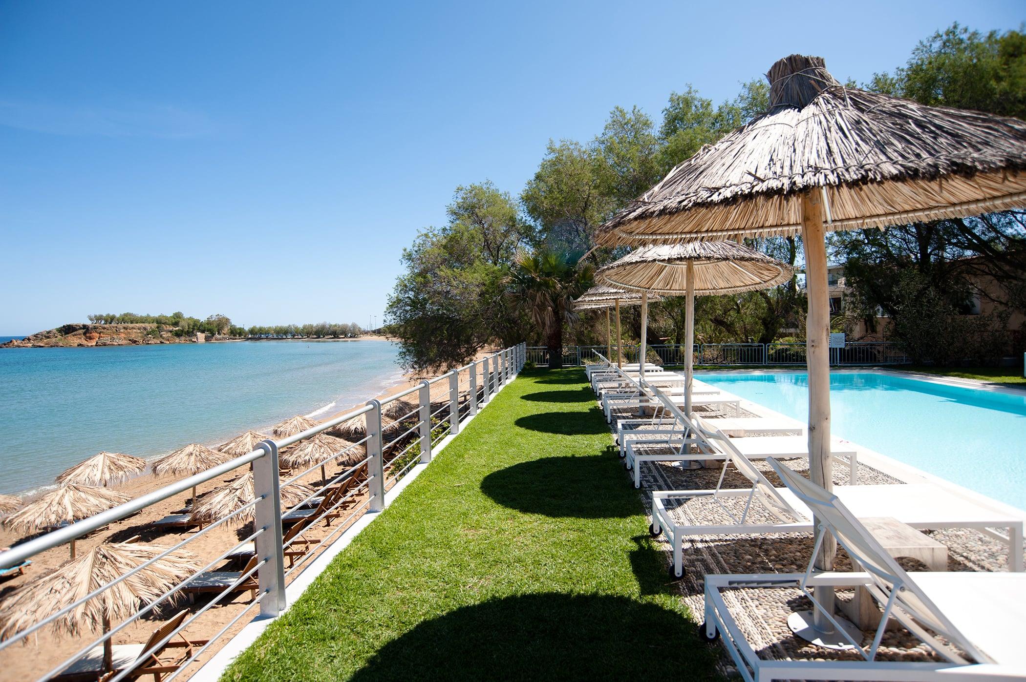 Ammos hotel crete hotel beach resort design style for Design hotel crete